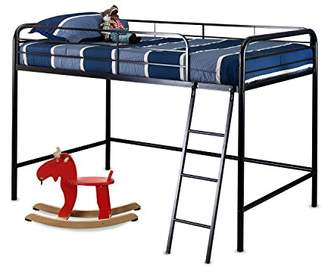 LOFT Zinus Easy Assembly Quick Lock Twin Metal Bed Frame