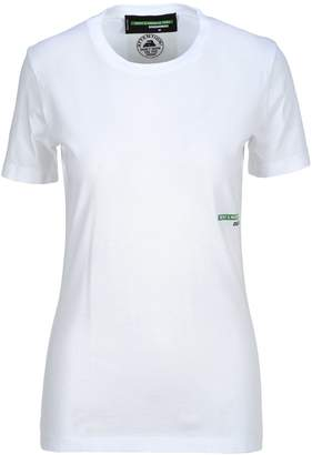 DSQUARED2 Photographic Print T-shirt
