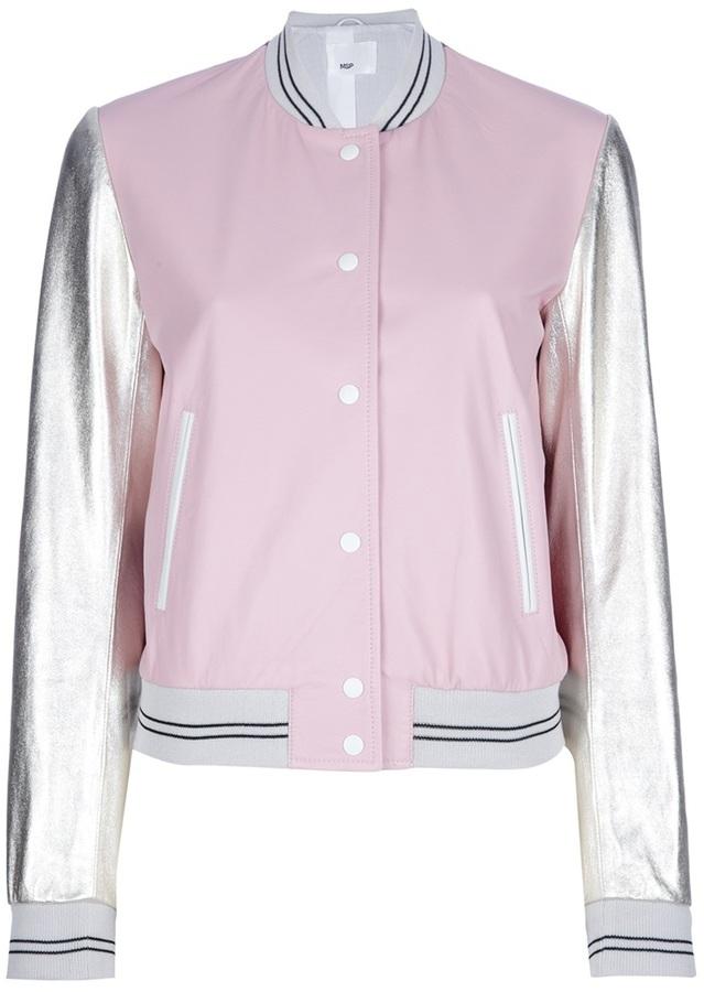 MSP colour block jacket