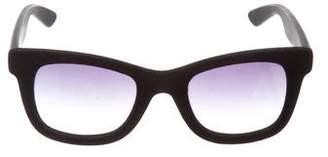 Italia Independent Velvet Tinted Sunglasses