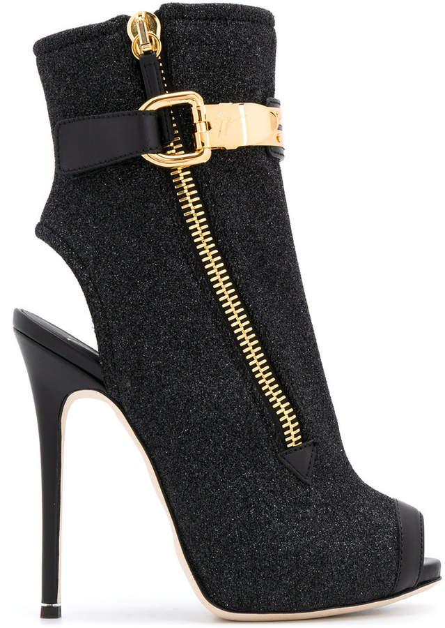 Giuseppe Zanotti Design Roxie booties