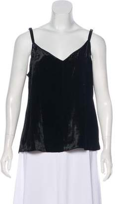 A.L.C. Sleeveless Velvet Top w/ Tags