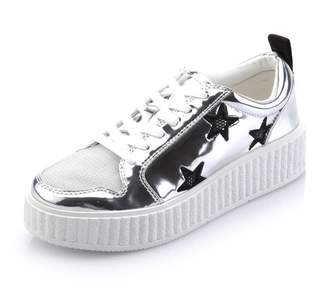 Juicy Couture JXJC Metallic Della Star Sneaker