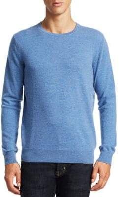COLLECTION Crewneck Cashmere Sweater