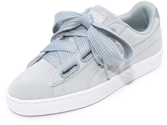 PUMA Basket Heart Metsafari Sneakers $90 thestylecure.com