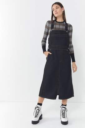 Dr. Denim Pannie Overall Midi Dress