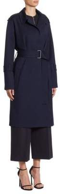 Victoria Beckham Long Trench Coat