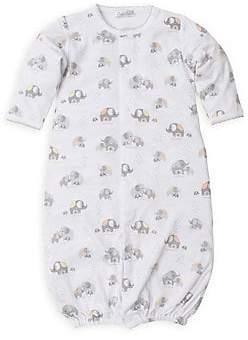 Kissy Kissy Baby's Elephant Hugs Convertible Coverall