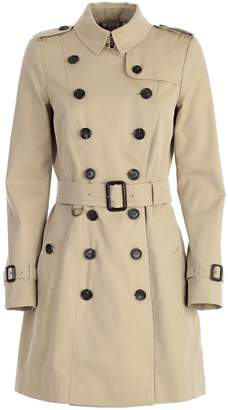Burberry Chelsea Mid-length Trench