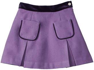 Oscar de la Renta Pocket Skirt