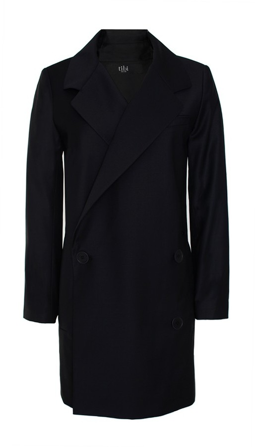 Jagger Suiting Tailored Boxy Coat