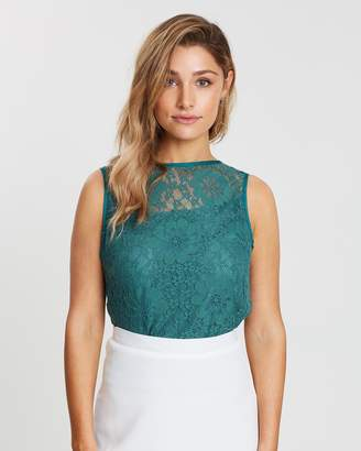 Lara Lace Top