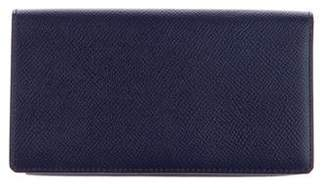 Hermes 2015 Epsom MC2 Fleming Wallet