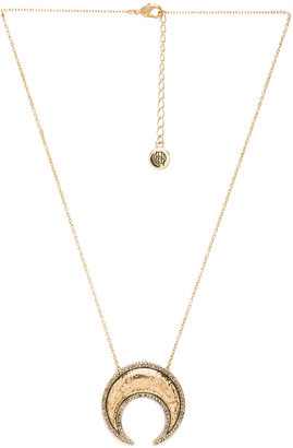 House of Harlow Gift of Iah Pendant Necklace $58 thestylecure.com