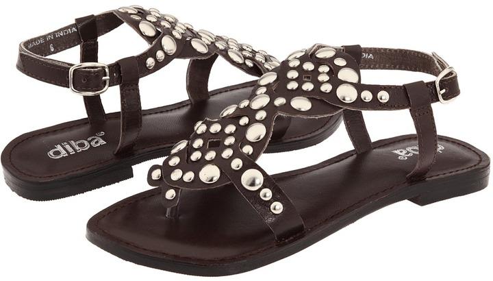 Diba Amay Zing (Brown) - Footwear