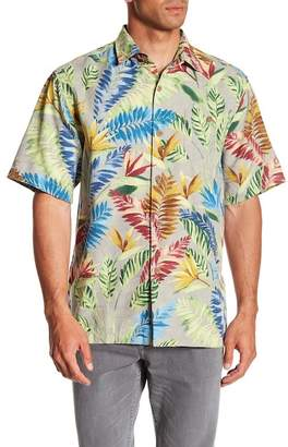 Tommy Bahama Taza Fronds Original Fit Short Sleeve Shirt