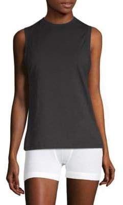 Calvin Klein Sleeveless Crew Neck Tank Top