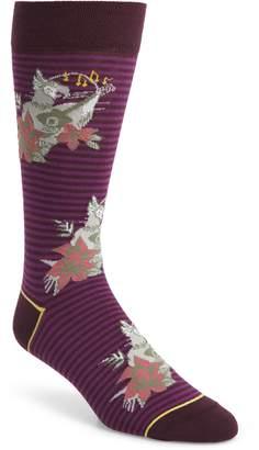 Ted Baker Emar Tropical Socks