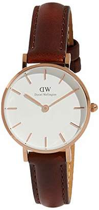 Daniel Wellington Classic Petite St Mawes in White 28mm