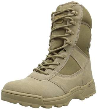 Ridge Footwear Men's Dura-Max Desert Zipper Work Boot