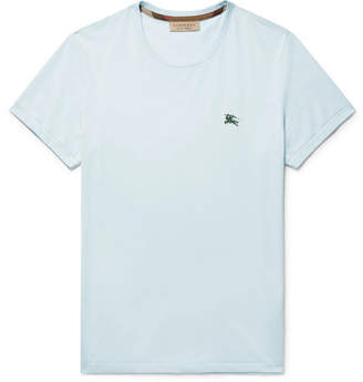 Burberry Cotton-jersey T-shirt