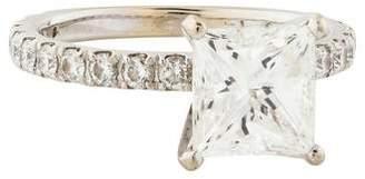 Ring 2.02CT Diamond Engagement