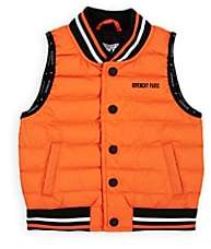 Givenchy Infants' Logo Down-Quilted Vest - Orange