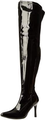 Funtasma Women's Lust 3000X Knee-High Boot