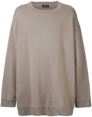Undercover boxy sweatshirt