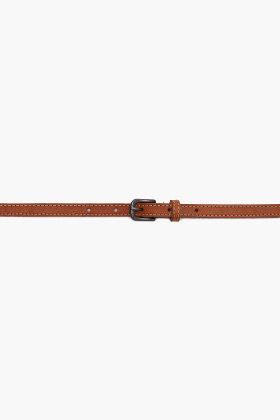 Rag & Bone Super Skinny Stitch Belt