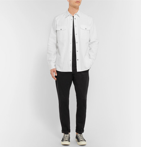Rag & Bone Jack Cotton-Twill Shirt
