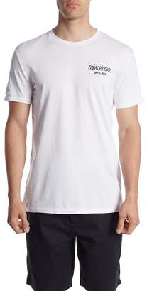 Quiksilver Quik Paint Short Sleeve Tee