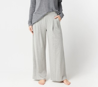 Anybody AnyBody Loungewear Cozy Knit Regular Relaxed Pants