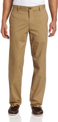 Dockers Easy D2 Straight Fit Flat Front Pant