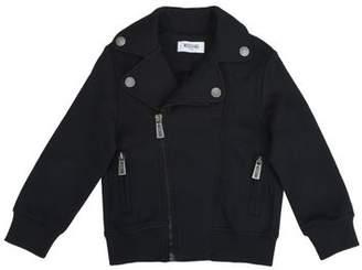 Moschino OFFICIAL STORE Fleece jacket