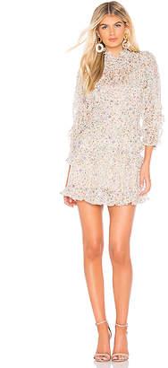 Rebecca Taylor Vivianna Ruffle Dress