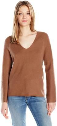 Vince Women's Deep V Pullover