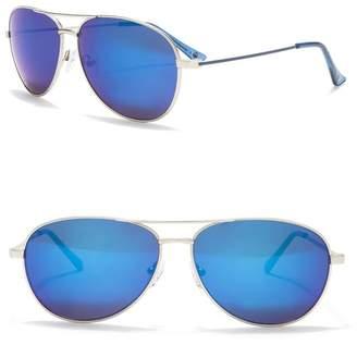 Vince Camuto Aviator Metal Sunglasses