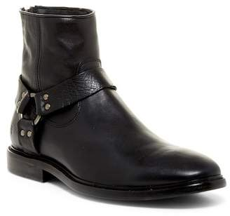 Frye Patrick Harness Boot $328 thestylecure.com