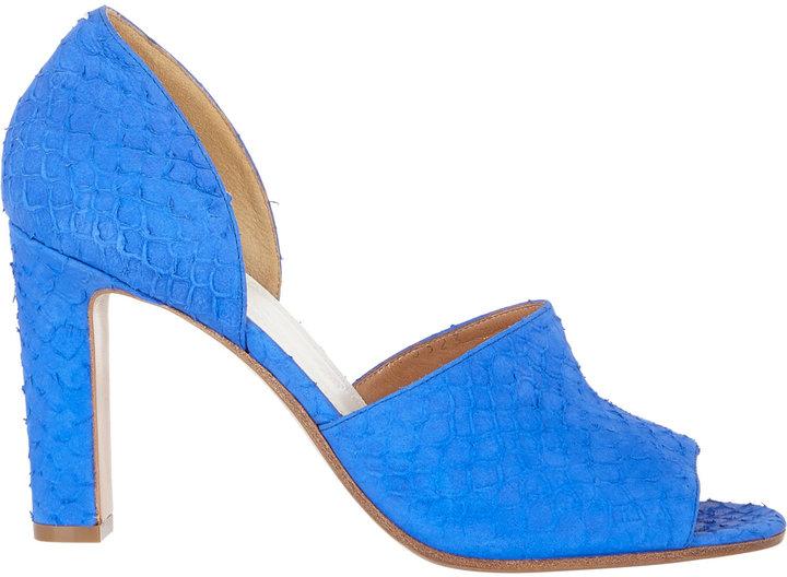 Maison Martin Margiela Fishscale D'Orsay Sandals