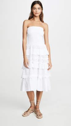 Temptation Positano Strapless Tiered Dress