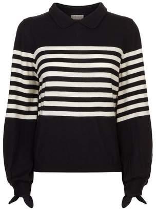 Claudie Pierlot Stripe Sweater