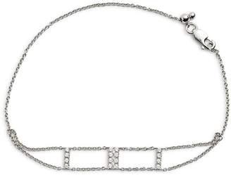 Bony Levy Diamond Lattice Bracelet
