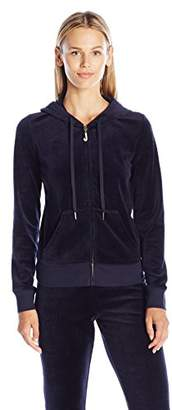 Juicy Couture Black Label Women's J Bling Robertson Vlr Jacket $128 thestylecure.com