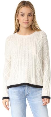 Velvet Joan Sweater $198 thestylecure.com