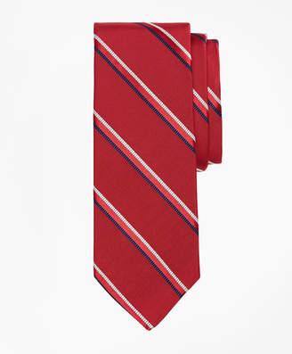Brooks Brothers Mogador Double-Stripe Tie