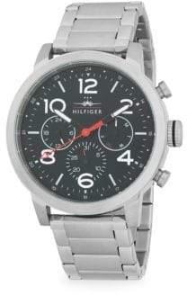 Tommy Hilfiger Stainless Steel Bracelet Watch