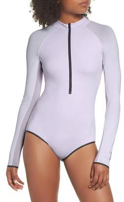 Nike NRG Women's Dri-FIT Long Sleeve Bodysuit