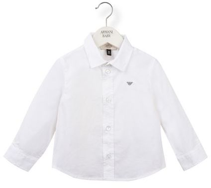 Armani Junior Long sleeve shirt