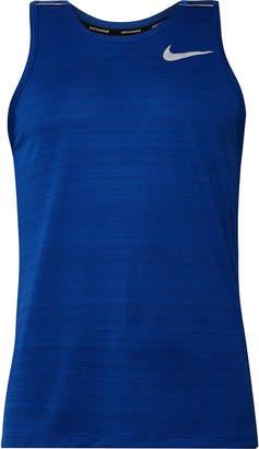 Nike Running - Miler Dri-FIT Tank Top - Men - Blue